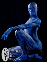 Are you dealing with a professional body paint artist?