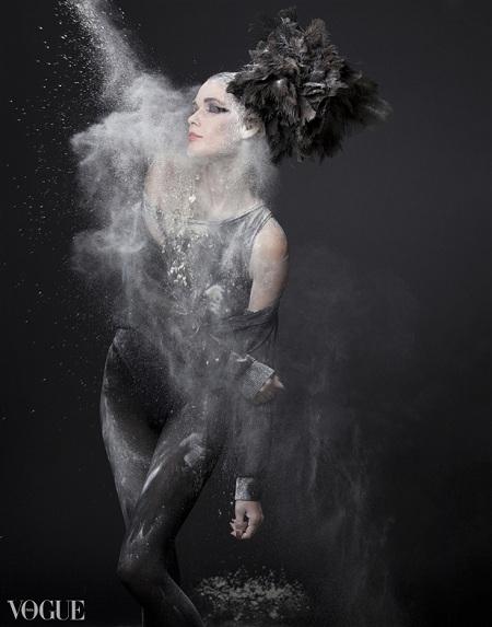 Dust - Luminosity by Evelyn M