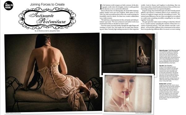 Aubrey - Rangefinder Magazine, September 2012