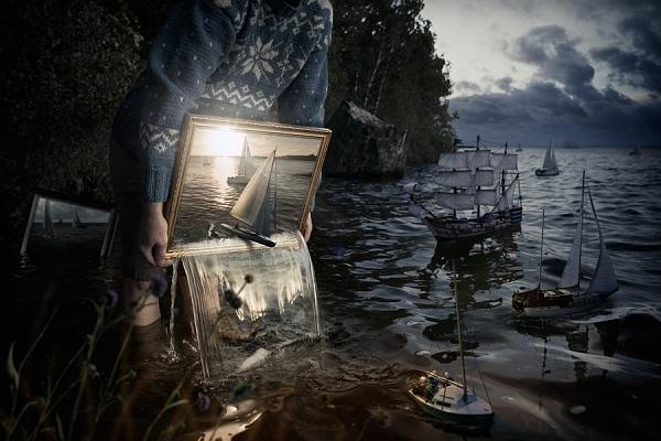 Set them free - Erik Johansson