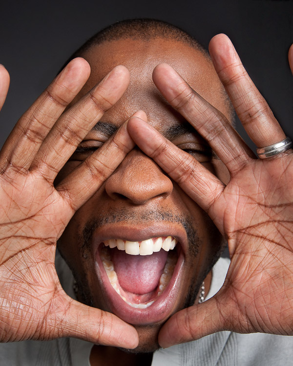 Dule Hill, photographed by Brian Smith in Los Angeles for Art & Soul