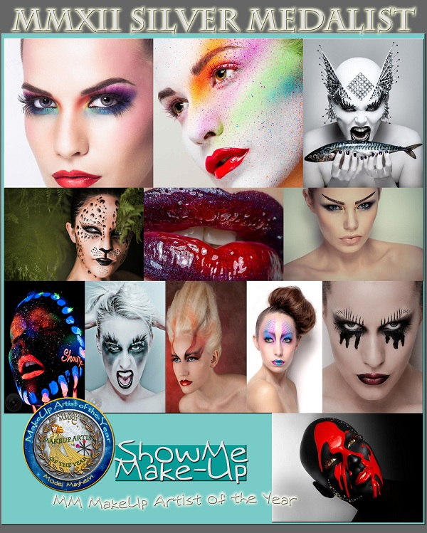 Model Mayhem Makeup Artists of the Year: ShowMe Make-Up