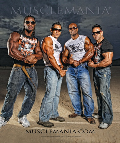 Musclemania 2012