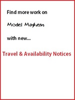 New Travel & Availability Notices