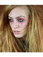 Halloween Makeup Tutorial: Yohji Yamamoto Catwalk Inspired  Look