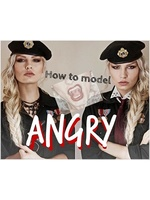 How to Model: Angry Look