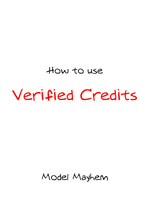 How to Use Verified Credits