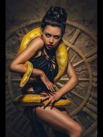 Model Mayhem's November 2015 Cover Model: Lux Lacheln