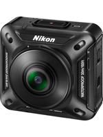 Nikon KeyMission 360 Action Camera Preview