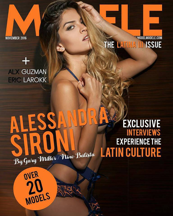 magazine model adult