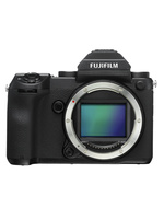 Fujifilm GFX 50S Preview