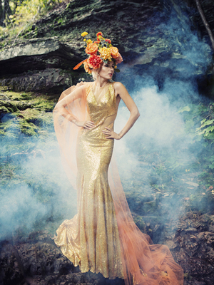 Model Q&A: Zoe West