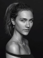 Black and White Conversion for Portrait, Beauty and Fashion