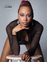 Model Q&A: Evie Cherie Louise