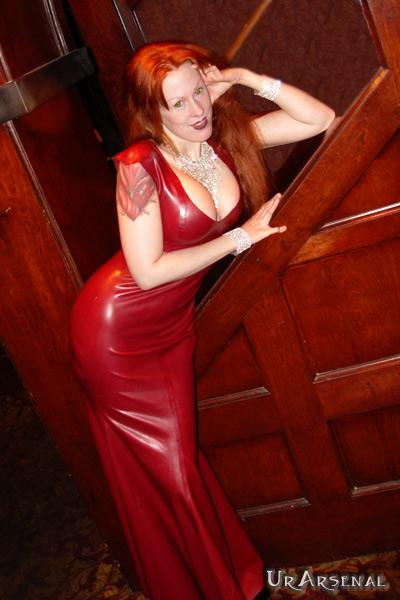 Apr 14, 2005 red latex by the baroness