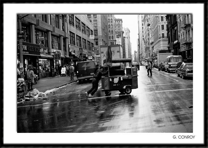 Apr 15, 2005 G.Conroy My Favorite City