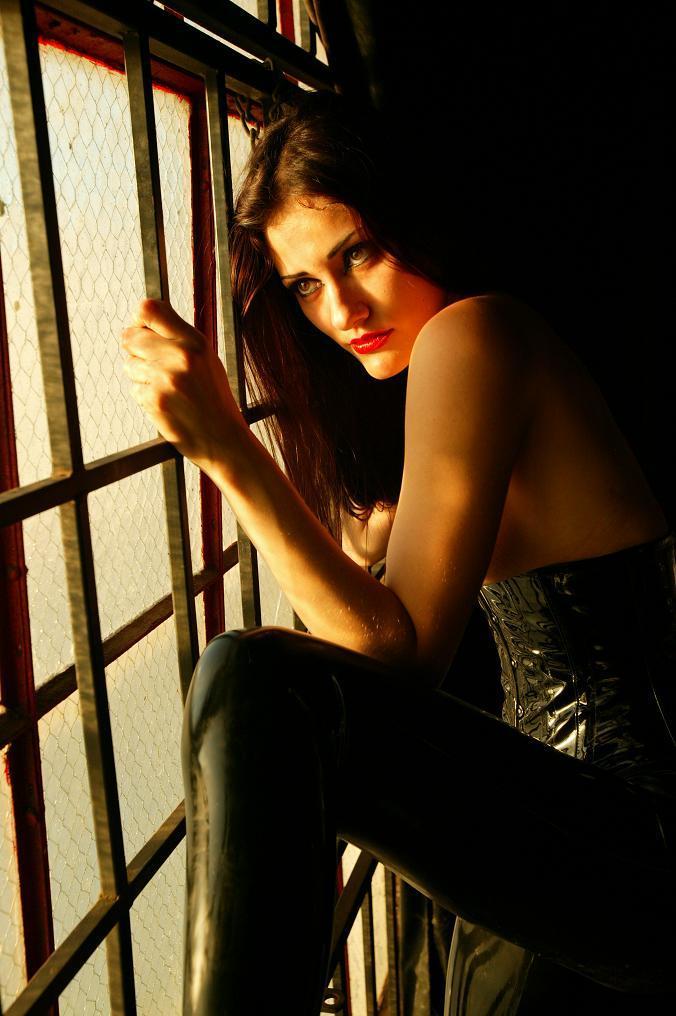 Female model photo shoot of Annissë in Los Angeles, CA