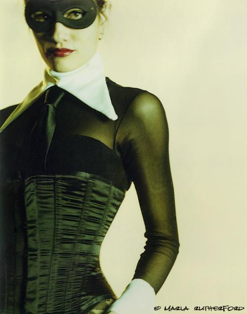 Los Angeles, CA Apr 27, 2005 Marla Rutherford My MADONNA EROTICA costume design