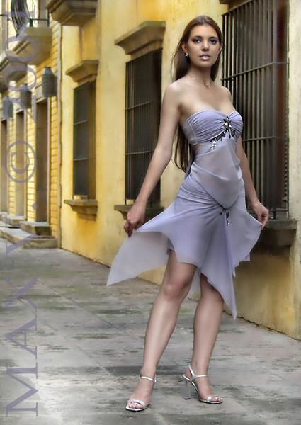 May 07, 2005 Max V MAX V - The Corridor - MUA/Hair/Fashion Styling by Model
