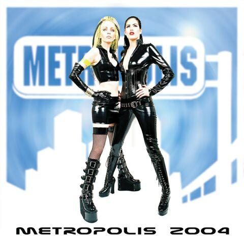 May 16, 2005 Metropolis jerry bennet metropolis cd cover