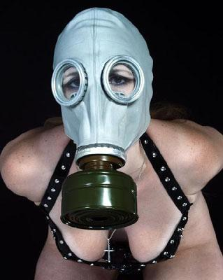 May 18, 2005 Gas Mask