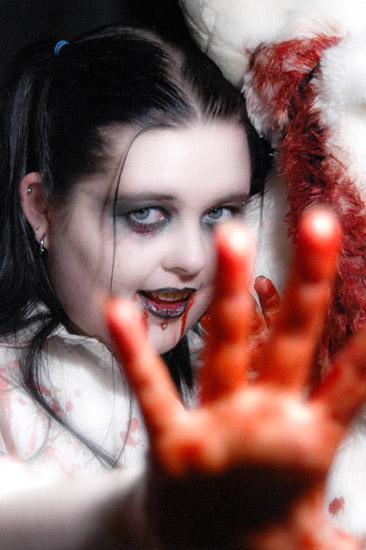 May 31, 2005 Vyxen Redrum Series Photo By: Elvis