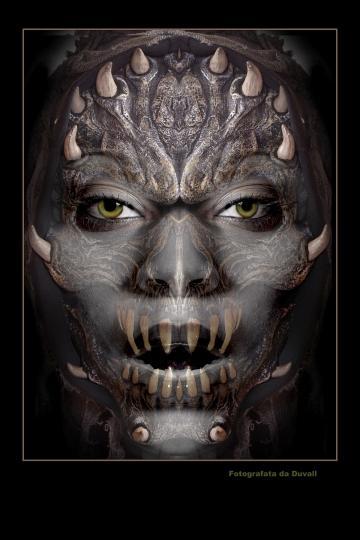Portland Studio Jun 02, 2005 Scott Duvall Death Mask