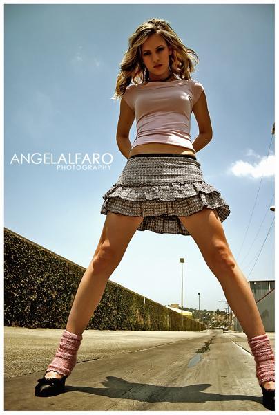 Los Angeles, Ca Jun 21, 2005 Angel Alfaro