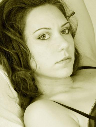 Female model photo shoot of SaraElisabeth in Zandieh Studios
