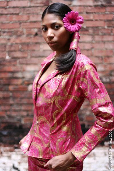 Passional Jun 28, 2005 Sandy Ramirez Pink Passional Corset