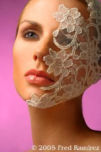 Studio Jul 13, 2005 Fred Ramirez/Avant Garde Photo Model: Amber Hair & MakeUp: Candace Corey