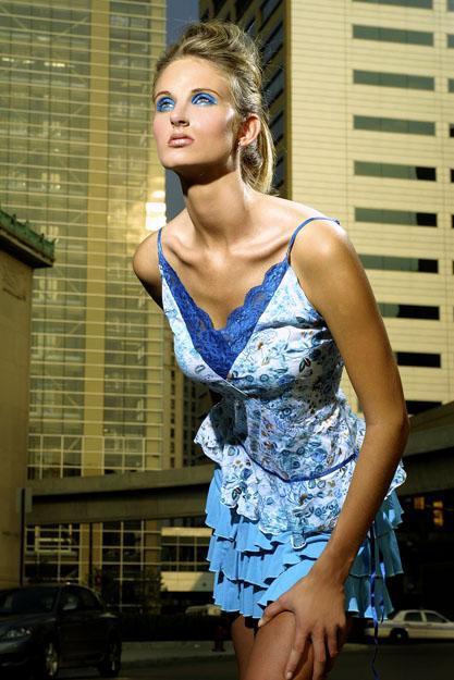 Jul 13, 2005 Davide  MUA: Marcia Dionne