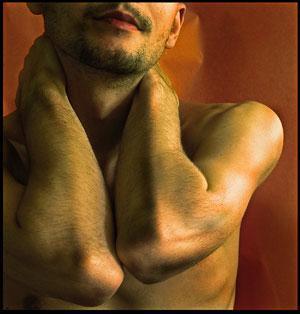 Male model photo shoot of Bernard