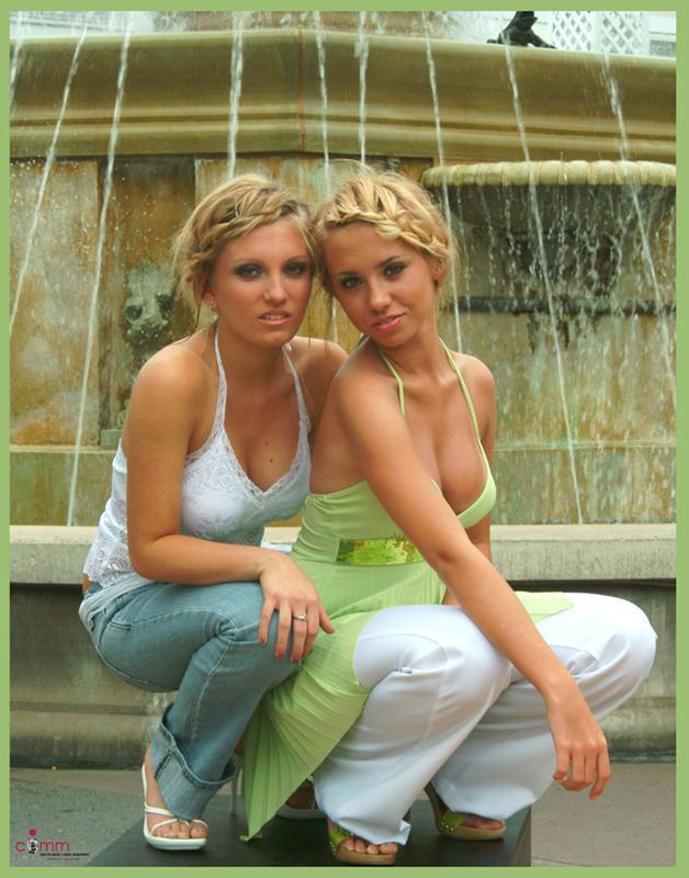 Skokie, IL Jul 27, 2005 http://www.modelmayhem.com/377892  Me and Claudia