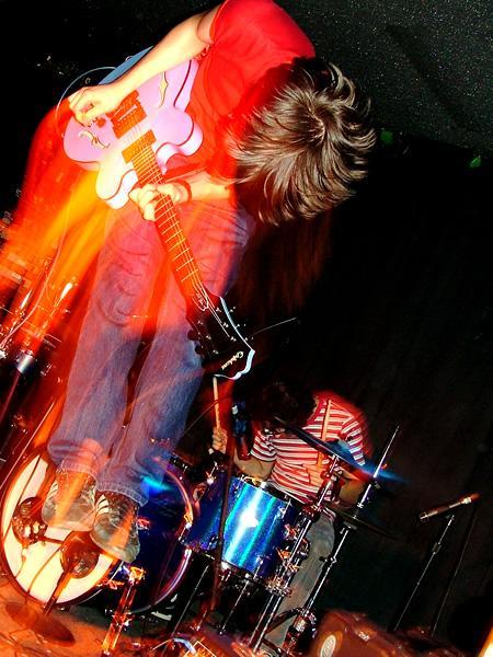 Hoboken, NJ - Maxwells Aug 02, 2005 Blue Velvet