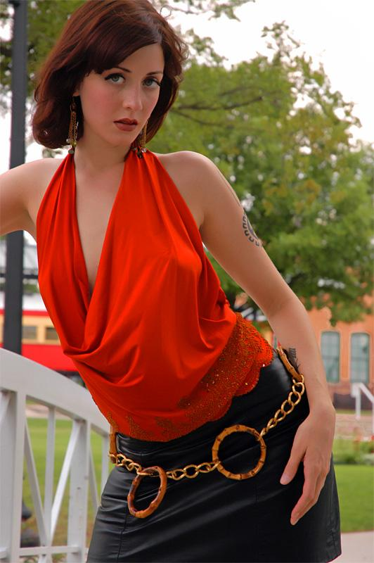 Female model photo shoot of Mimiturpentine in Plano, Texas