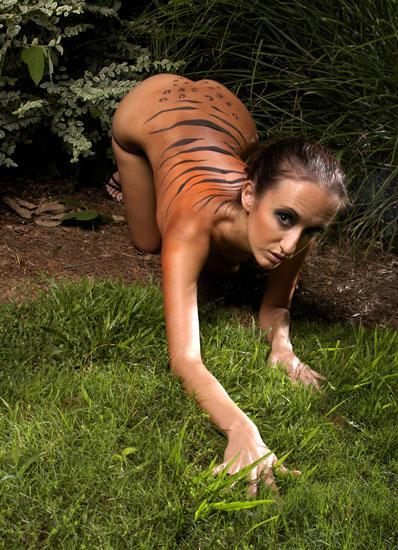 Amadis ATL Jungle Aug 04, 2005 Photographer- Amadi MUA- Alexis * Rawwrrrr *