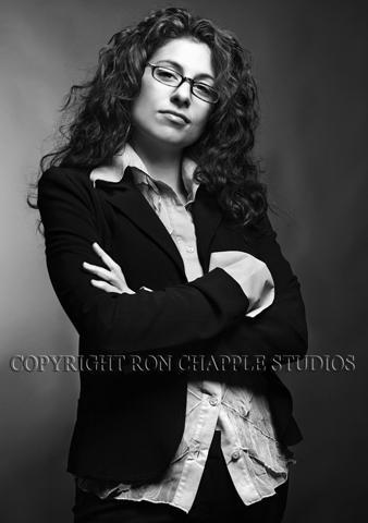 Aug 15, 2005 Ron Chapple No Make-up