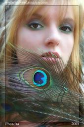 Female model photo shoot of Phaedra