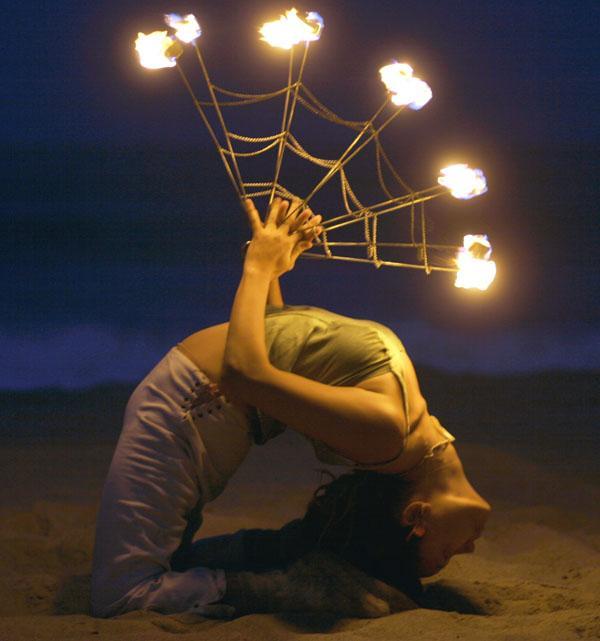 Aug 27, 2005 Miriam a-flame.