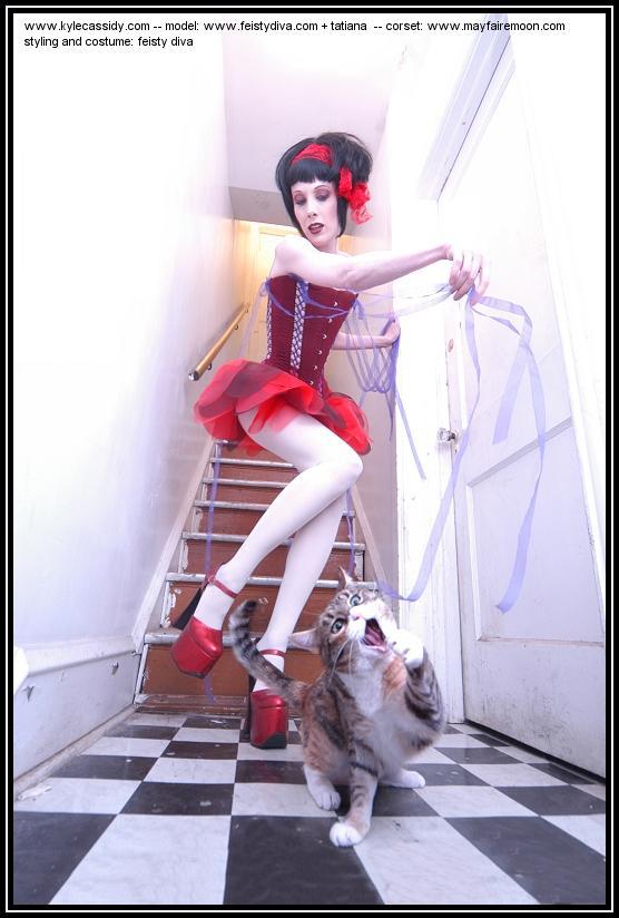 philadelphia Aug 27, 2005 2005 feisty diva for www.mayfairemoon.com custom corsettes.