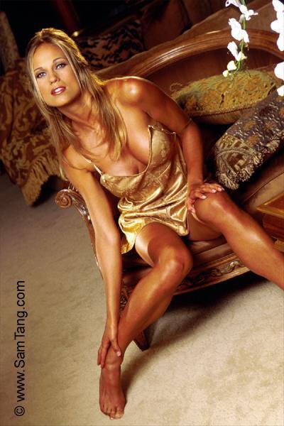 Miami Beach Aug 31, 2005 www.SamTang.com Ulrika - Playboy Playmate