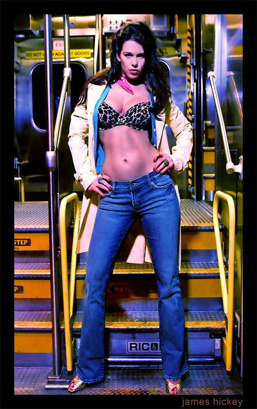 Female model photo shoot of Leilani Valenzuela in San Francisco