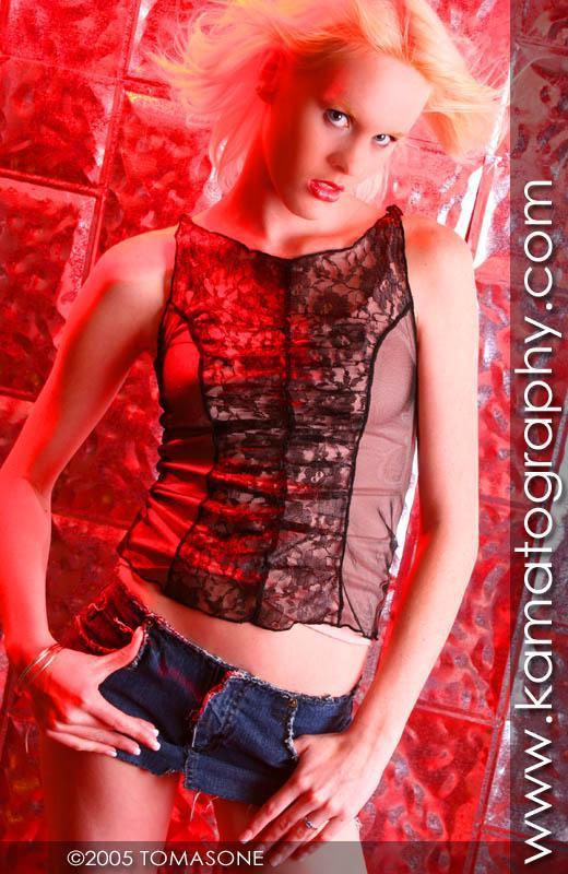 Female model photo shoot of Ember Skye  by Joe Tomasone in The Kama Studio,Tampa florida