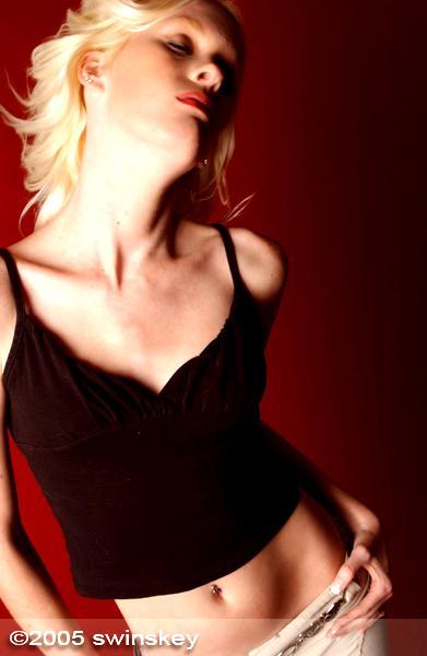 Female model photo shoot of Ember Skye  in The Kama Studio,Tampa Florida