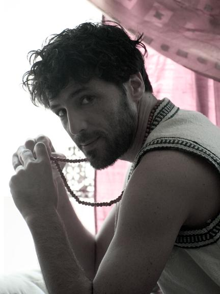 Male model photo shoot of -Oded Levy- in home