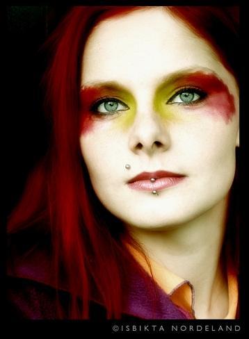 Oct 08, 2005 Isbikta Nordeland Model: Hozta <br> Makeup: Sanna B.