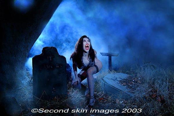 Oct 12, 2005 Second Skin Images Happy Halloween