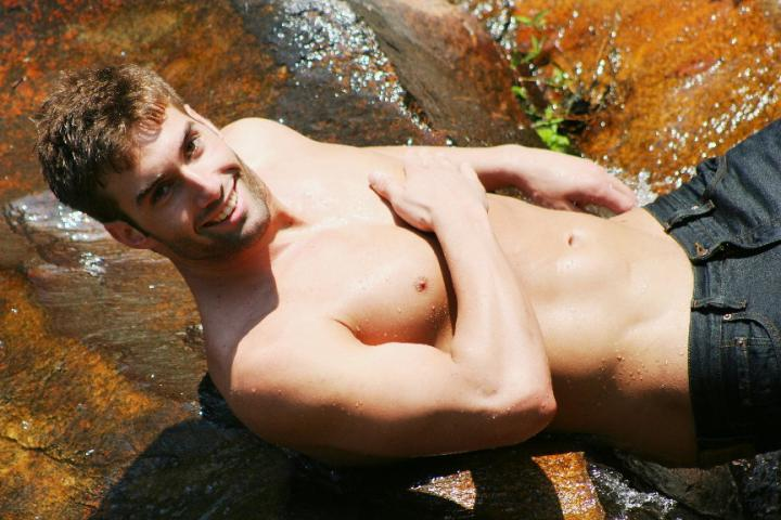 Male model photo shoot of Photegery in Traphill Mill