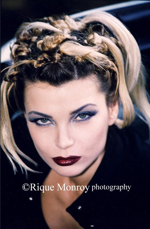 Rancho Santa Fe - Model/M.U.A.: Karelina E. Safaroff Oct 14, 2005 yes Revolt In Style  magazine- March 1997 Cover